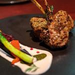 ブルガズ アダ - 2018.12 アナイェメッキ厨房から 本日のメインディッシュ 仔羊2種の部位をそれぞれの調理法で