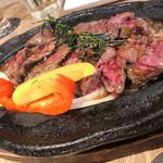 99081109 - 牛ハラミのステーキ