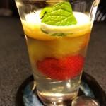 日本料理 梅林 - 甘味