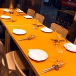 フェルミンチョ ボカ - テーブル席