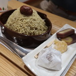 恵那川上屋 - 栗一筋&栗食べ比べセット♪