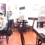 Wong Chi Kei Congee & Noodle - 二階店内一部。