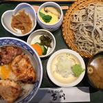 地鳥めん棒 玉川 - 料理写真: