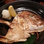 米心 - 鯛かま塩焼き