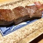 99084622 - 黒毛和牛のステーキ