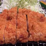 とんかつと和食の店 長八 -