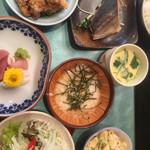 しゅん亭 - レディース膳(1030円)
