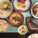 しゅん亭 - 焼魚が、、、(苦笑)