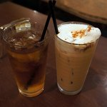 カフス - 飲み物です。(その1)