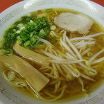 泰県 - 自家製スープで作ったラーメン 300!!