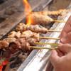 蕎麦と鶏 はんさむ - 料理写真: