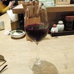 高木鮮魚店 - 赤ワイン