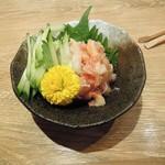 高木鮮魚店 - かに酢