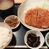 とんかつのむら - 料理写真:ロースカツ定食