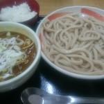 小平うどん - カレー肉うどん400g  with小ライス