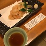 三瀬谷 大黒屋 - 小海老の天ぷら 780円