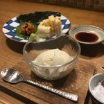 三原豆腐店 - 濃厚なやっこ、うに湯葉焼きのり