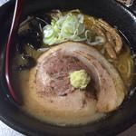 サッポロラーメン エゾ麺ロック - みそラーメン