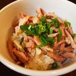 中華そば いぶき - チャーシュー丼