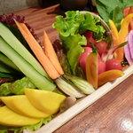 9910354 - 種類豊富な野菜