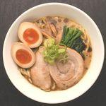 鶏白湯らーめん 自由が丘 蔭山 - 料理写真: