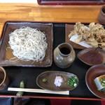 小舟の茶屋くりや - 料理写真: