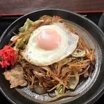 麺舗 かのまたや - 料理写真:石巻焼きそば(ソース味)