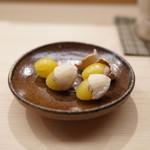 日本橋蛎殻町 すぎた - 銀杏