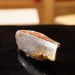 日本橋蛎殻町 すぎた - 秋刀魚