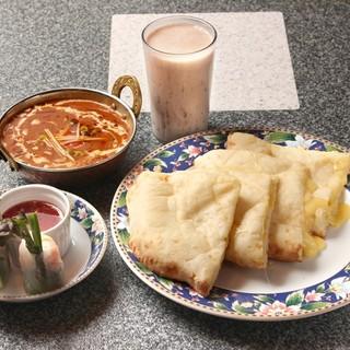 インドネパール料理が気軽に楽しめる