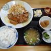 家ごはん れんこん - 料理写真:焼肉定食
