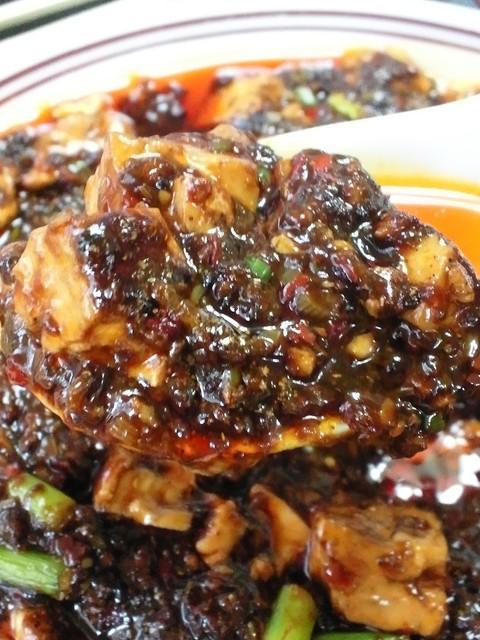 四川菜苑 - 食べて行くほどに旨さがにじんでゆく・・・・