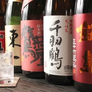 九州の地酒あります
