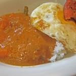 MAHA CURRY - 野菜カレー、チキンティッカ
