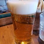 ローカルインディア - 生ビール2018.12.24