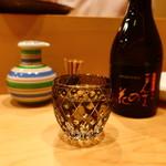 なか條 - まんさくの花 純米酒