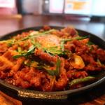 焼肉居酒家 韓の台所 - プルコギ