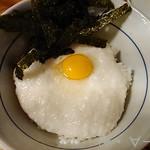 99118773 - とろろ飯!!