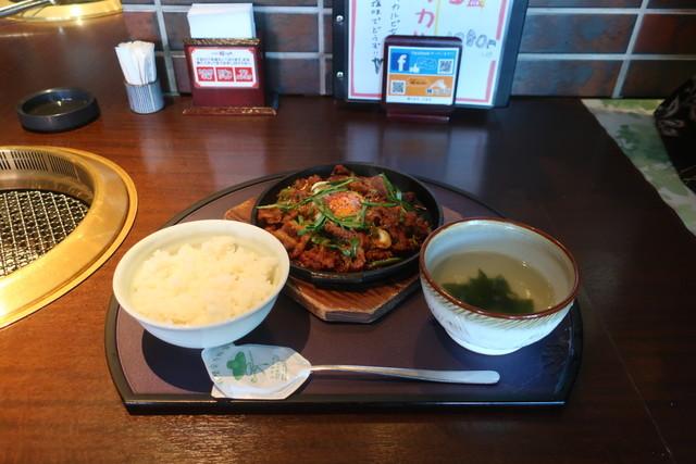 焼肉居酒家 韓の台所 大森店の料理の写真