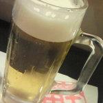 9912531 - 生ビール