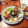 豆茶香&あぷり - 料理写真:ランチバイキング 左は肉団子のスープ