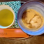 野坂茶屋 - わらび餅