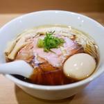 らぁ麺 はやし田 - 料理写真:特製醤油らぁ麺