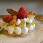 Fruit Chef - 純生クリームが美味しい。
