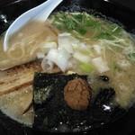 二代目 麺やケイジロウ - 鶏白湯