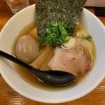 らぁめん 葉月 - 料理写真:【葉月味玉らぁめん…1,000円】♫2018/12