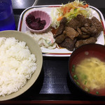 焼肉山吉 - 料理写真:日替わり600円