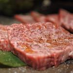 焼肉マル - ハラミのお姉さん(カイノミ)