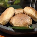 焼肉マル瓦どん2 - おっきい椎茸