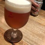 ピッツェリア イル ティンバッロ - 生ビール